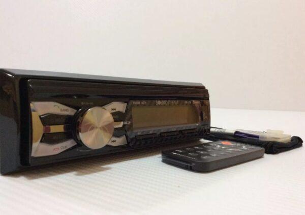 Auto Estereo Universal Soundstream Vm-23b Bluetooth Con Bocinas 6x9 B1