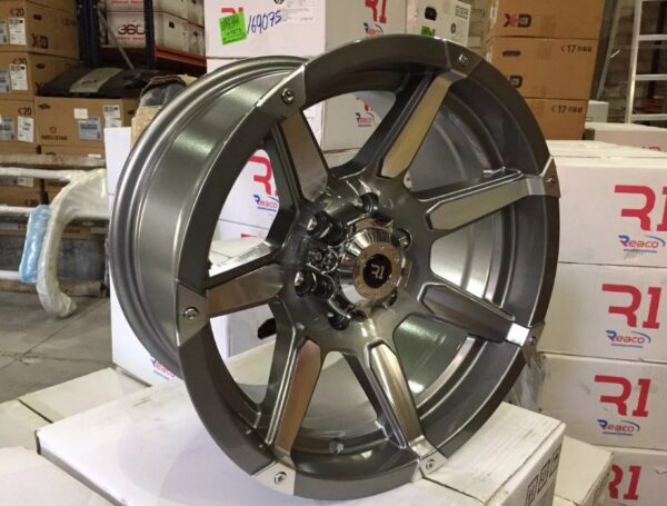 Rines 16 6/114 Nissan Np300 Frontier 2016-2018 B1