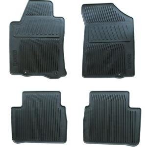 Tapetes Originales Nissan Altima En Color Negro Envio Gratis!
