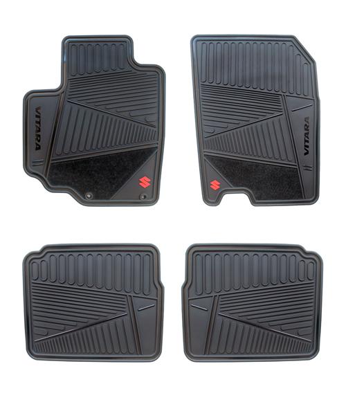 Tapetes Originales Suzuki Nueva Vitara Uso Rudo 2015-2017