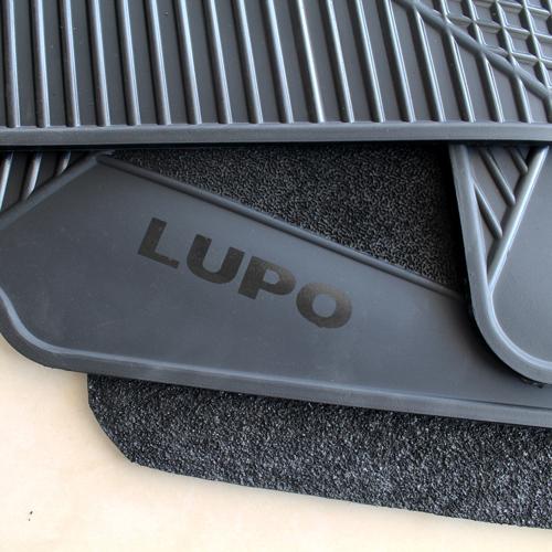Tapetes Originales Volkswagen Lupo 2005-2008 Envio Gratis!