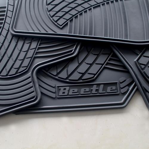Tapetes Originales Vw Beetle Uso Rudo! Envio Gratis!
