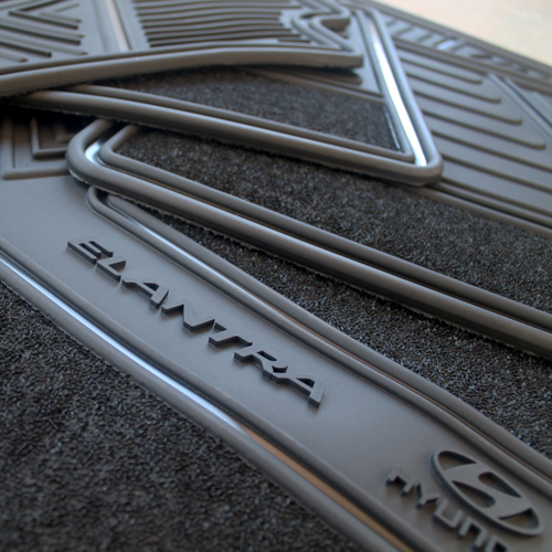 Tapetes Originales Hyundai Elantra 2016-2019 ¡envío Gratis!
