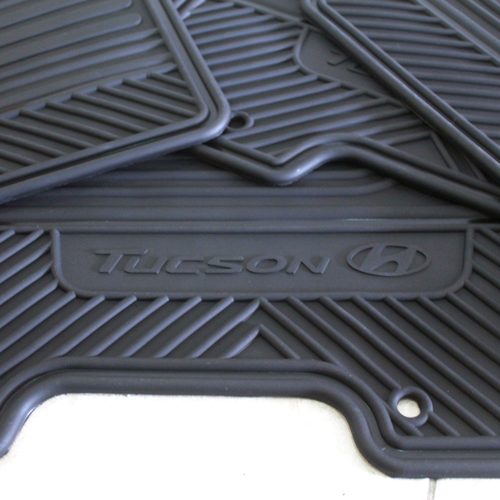 Tapetes Originales Hyundai Tucson 2015-2019 ¡envío Gratis!