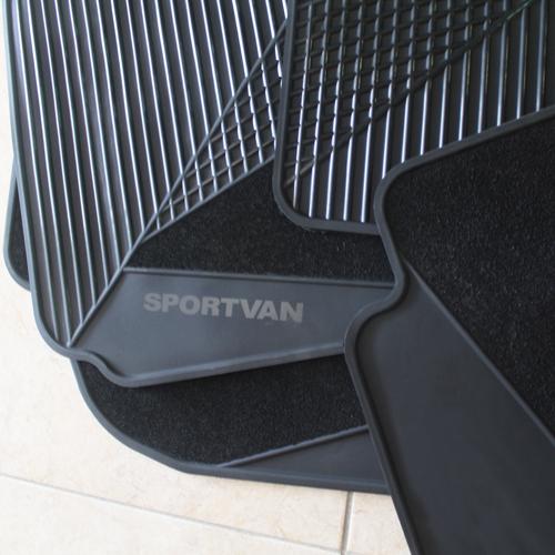 Tapetes Originales Vw Sportvan 2007-2010 ¡envío Gratis! Nuevo