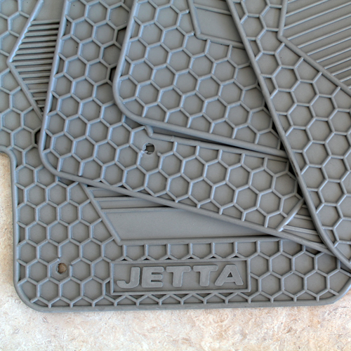 Tapetes Originales Vw Jetta A6 Color Gris claro, Envio Gratis