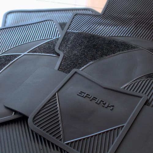 Tapetes Originales Chevrolet Spark 2013-2017 Envio Gratis!